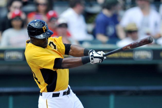 Pittsburgh Pirates Find Their Power Outfielder: Marte Homers in First At-Bat