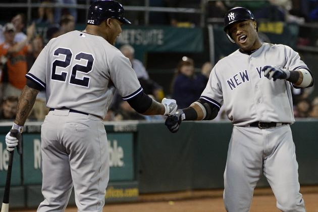 Re-Signing Robinson Cano and Curtis Granderson Is Job One for Yankees