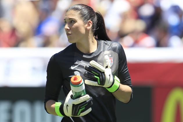 Hope Solo: Why Soccer Star Is Most Exciting Athlete at 2012 London Olympics
