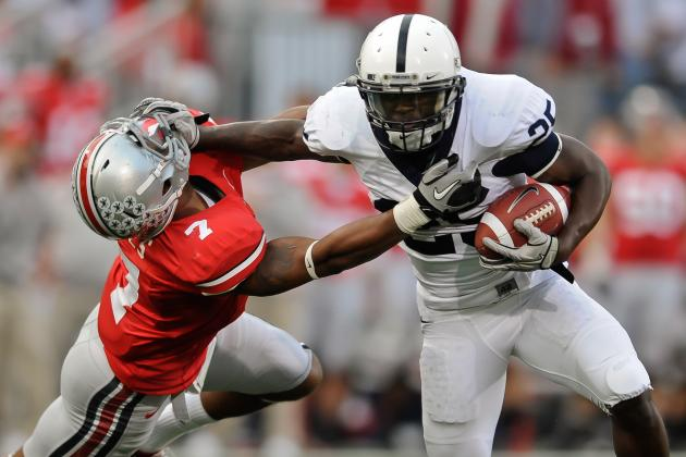 Silas Redd: Analysis on Why Transfer to USC Is Best for Penn State RB
