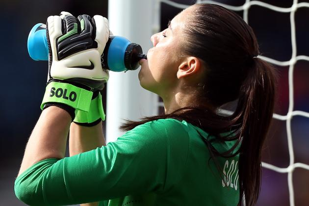 Hope Solo: Breaking Down Her Performance for Team USA vs. France at the Olympics