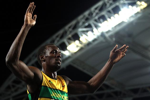 London 2012: Sports-Book Odds for Usain Bolt, 100-Meter Dash