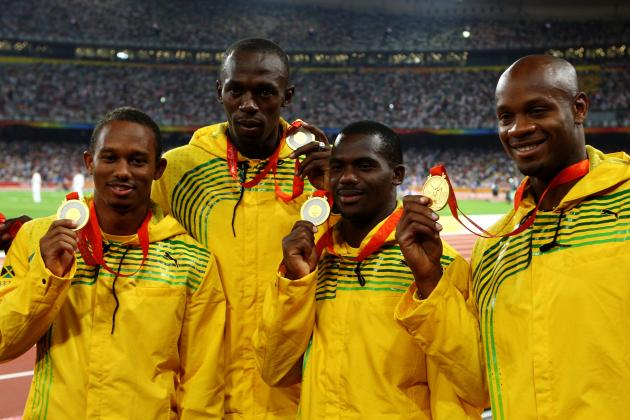 Jamaican Olympic Track & Field Team: Usain Bolt and Most Recognizable Athletes