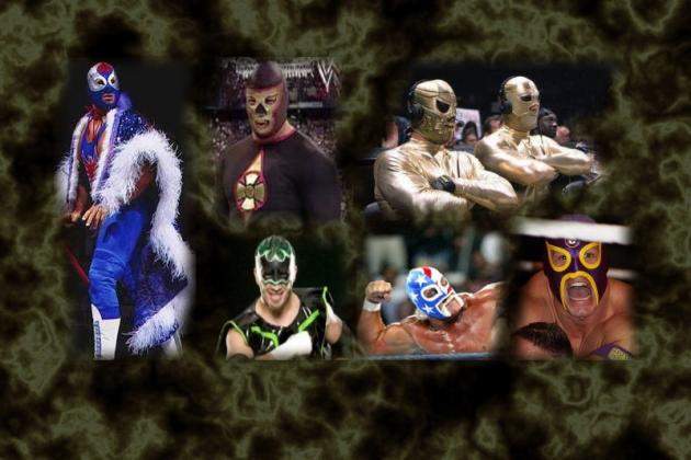 WWE Gimmicks: Masking the Obvious Should Be Brought Back