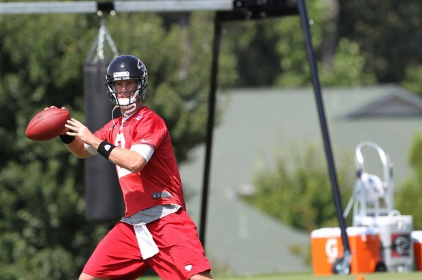 Offseason Weight-Room Work Will Benefit Matt Ryan, Falcons in More Ways Than 1