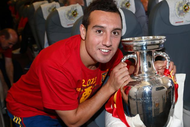 Arsenal Transfer Rumors: Santi Cazorla's Move from Malaga Far from Done Deal