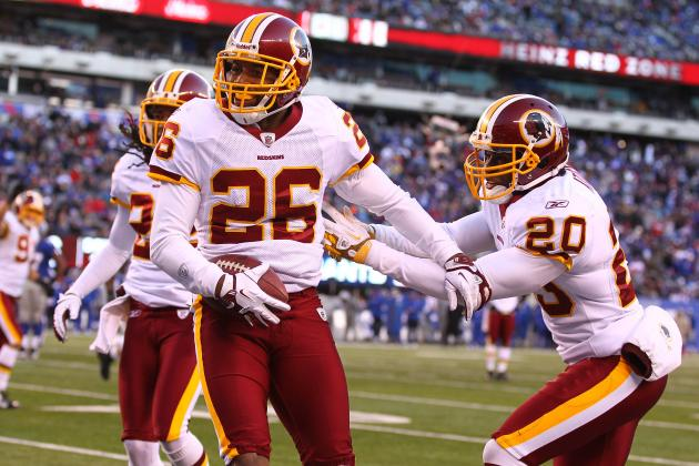 Washington Redskins: Why Josh Wilson Is the Key to the Secondary in 2012