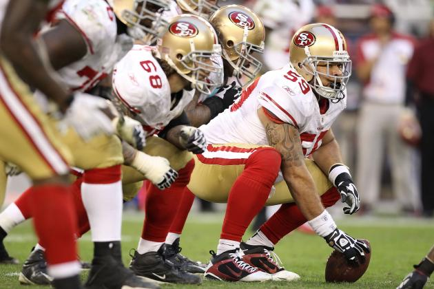 Why Jonathan Goodwin, Center Position Are Concerns for San Francisco 49ers