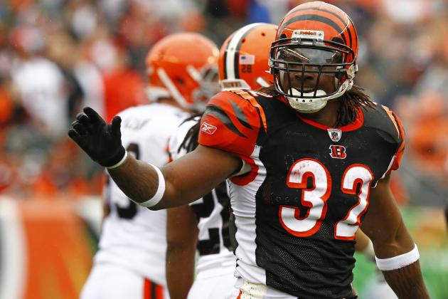 2012 NFL Free Agents: Washington Redskins Eyeing Cedric Benson and Ryan Grant