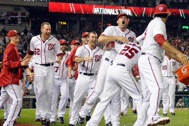 Washington Nationals: Offensive Surge Pushes Team to 20 Games over .500