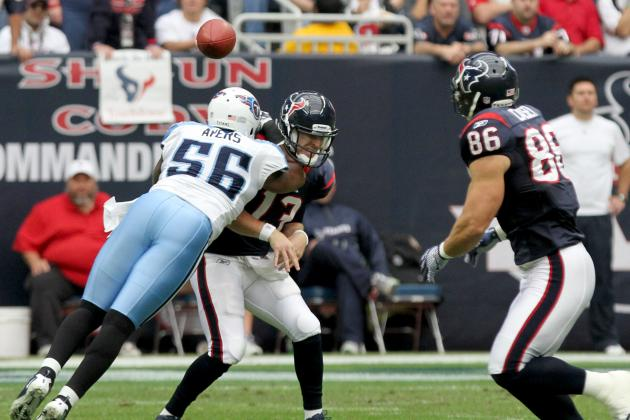 Tennessee Titans' Advanced Stat of the Week: Key Stat to Watch in 2012