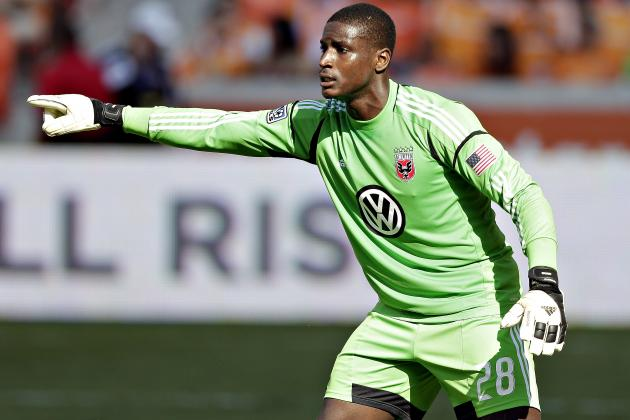American Soccer's Future: An Interview with MLS Star Bill Hamid