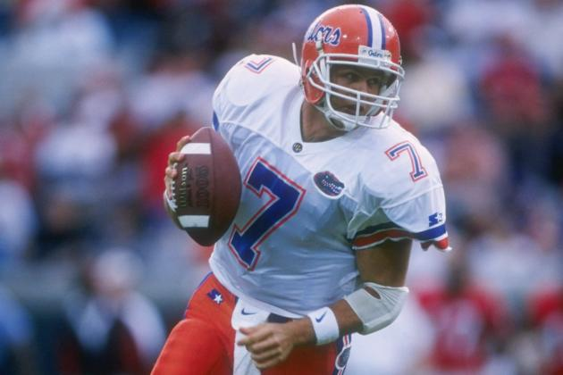 Classic SEC Football: Florida Hangs 'Half a Hundred' on Georgia in 1995
