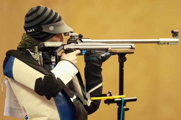 Olympic Shooting 2012: Daily Results, Schedule & Analysis