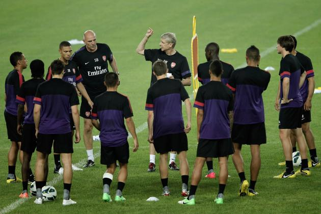 Arsenal vs. Manchester City: 3 Lessons Learned from Gunners 2-0 Preseason Defeat