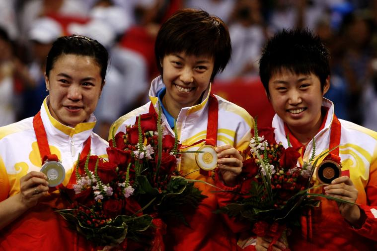 Table Tennis in China Part I: King of the Table
