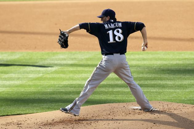 2012 MLB Trade Deadline: Why the Milwaukee Brewers Should Re-Sign Shaun Marcum