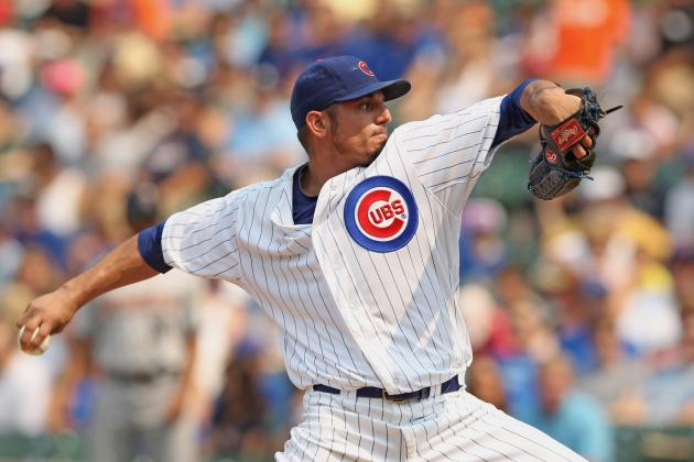 MLB Trade Rumors: Matt Garza to Dodgers Would Be Great Move for Cubs