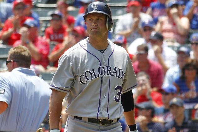 Rockies Want to Keep Cuddyer & Belisle; Scutaro Giambi & Betancourt Could Go