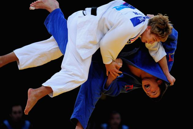 Olympic Judo 2012: Daily Results, Schedule and Analysis