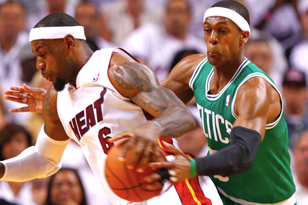 Celtics vs. Heat the Perfect Matchup to Open the 2012-13 NBA Season