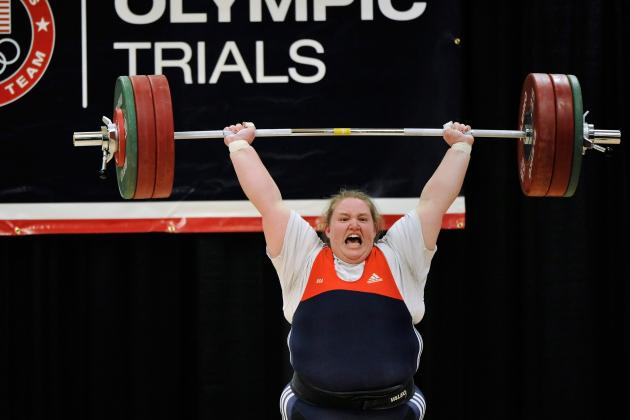 London 2012: Analyzing Gold Medal Chances for Holley Mangold