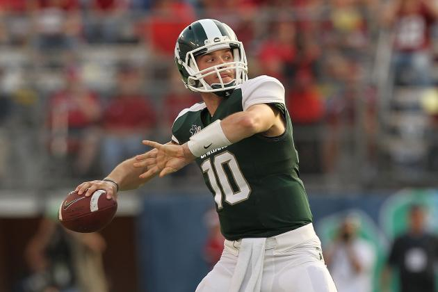 Michigan State Quarterback Maxwell: Beating UM 'Most Important Win of My Life'