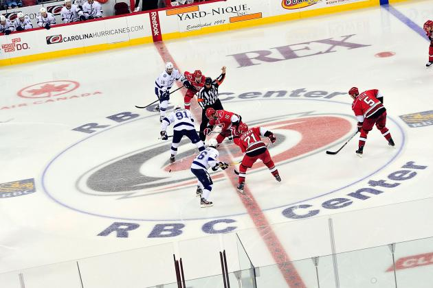 NHL 2012-13: Carolina, Tampa Bay Will Be the Teams to Beat in the Southeast
