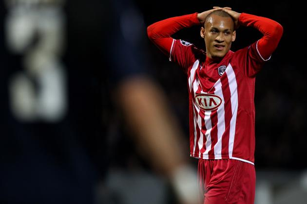 Arsenal and Newcastle United on Alert as Bordeaux Listens to Offers for Gouffran