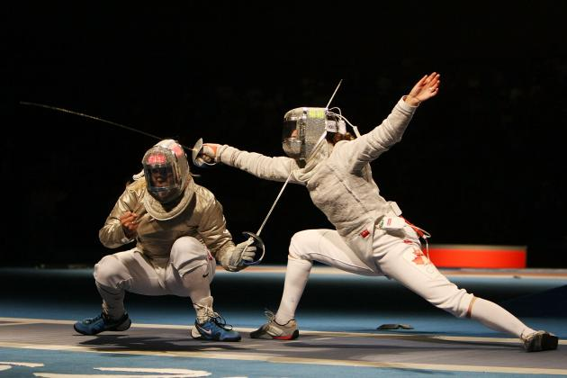 Olympic Fencing 2012: Daily Results, Schedule & Analysis