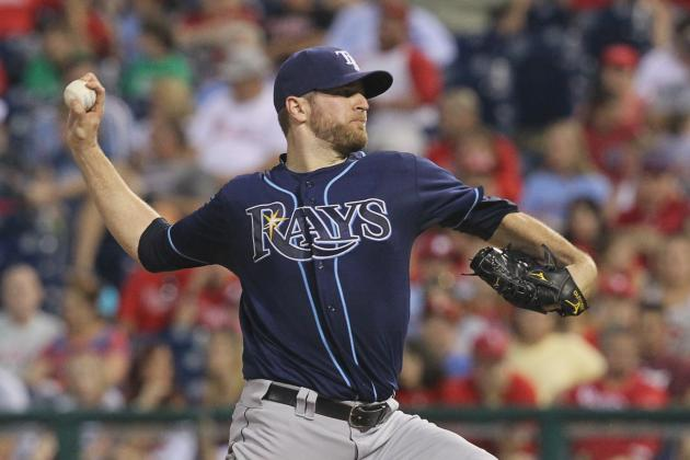 Phillies Trade Rumors: Chances of a Victorino Trade to Tampa Bay for Wade Davis?