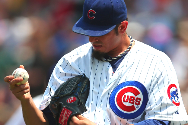 Matt Garza: Latest Updates on Cubs Pitcher's Triceps Injury and Trade Value