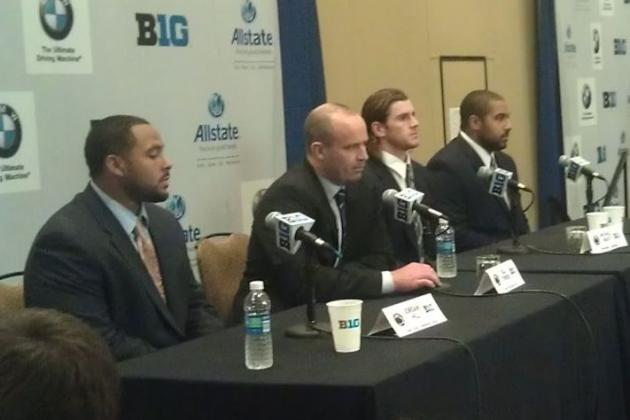 Big Ten Media Days: Penn State Players Under Siege from Outside Coaches
