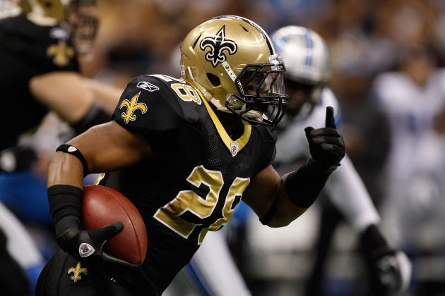 Mark Ingram and NFL Stars Impressing Early