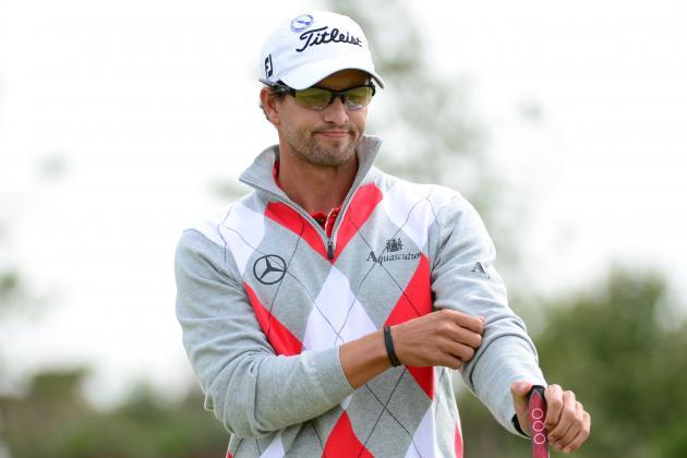 British Open 2012: Adam Scott's Collapse Is Worst in Golf History
