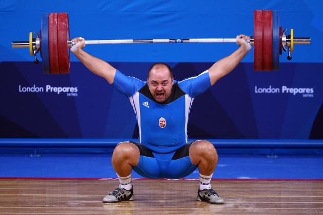 Olympic Weightlifting 2012: Daily Results, Schedule & Analysis