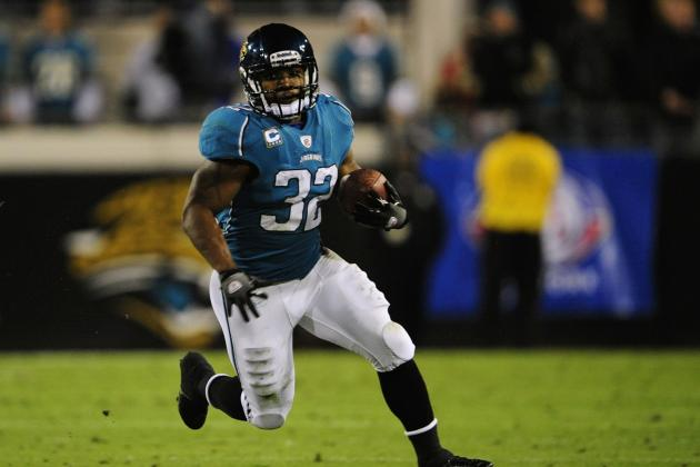 Maurice Jones-Drew: Maybe the Jaguars Should Trade the Disgruntled Star