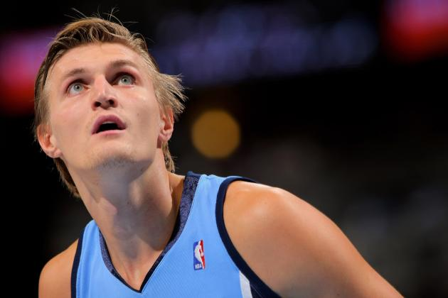 Andrei Kirilenko Signs Deal with Minnesota Timberwolves