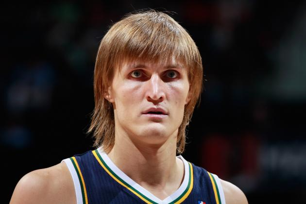 Minnesota Timberwolves Sign F Andrei Kirilenko to 2-Year Contract
