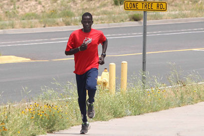 Guor Marial: South Sudanese Runner Is Not a Man Without a Country