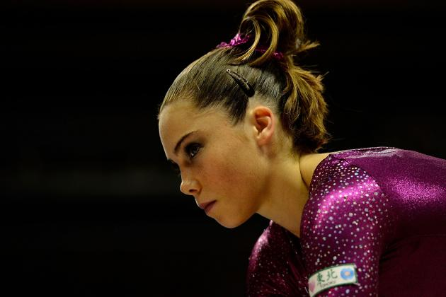 US Olympic Women's Gymnastics Team 2012: McKayla Maroney's Injury Is Big Trouble