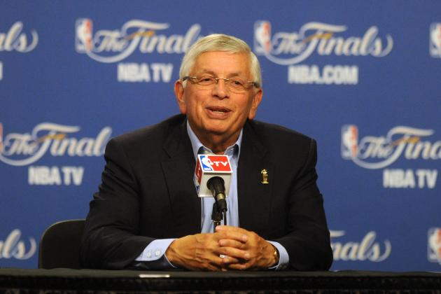 Dwight Howard: David Stern's 'Soap Opera' Comments Are Disturbing