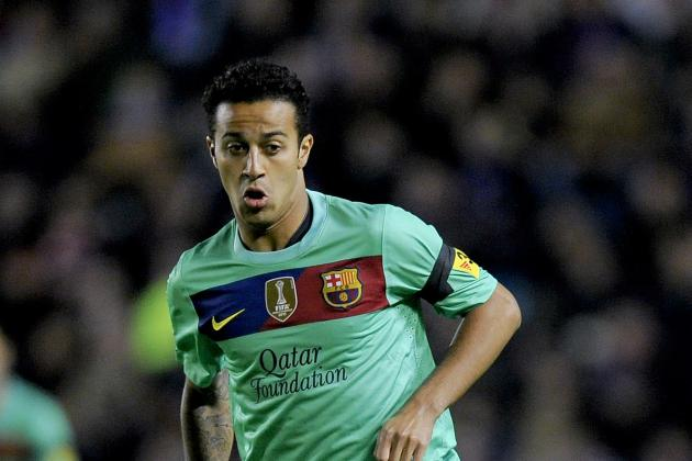 Barcelona Transfer Rumors: Thiago Alcantara's Commitment Important for Blaugrana