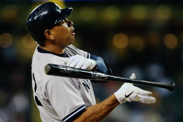 New York Yankees: Alex Rodriguez Will Never Catch Bonds, Aaron on HR List