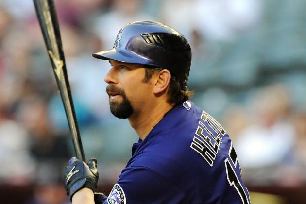 Todd Helton Returns from DL, Batting 5th