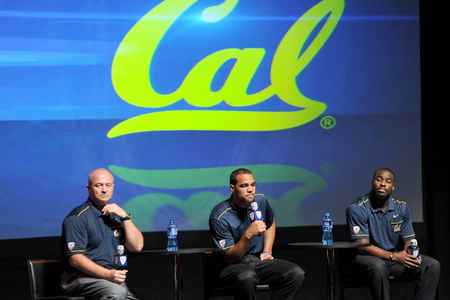 Pac 12 Football Media Day: Cal Golden Bears