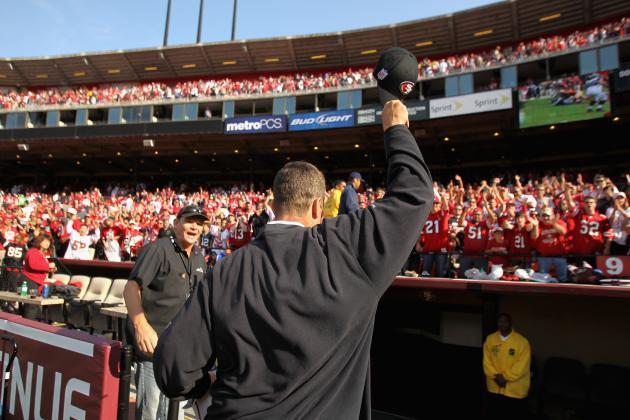 Will 49ers Head Coach Jim Harbaugh Ever Run out of Motivational Devices?
