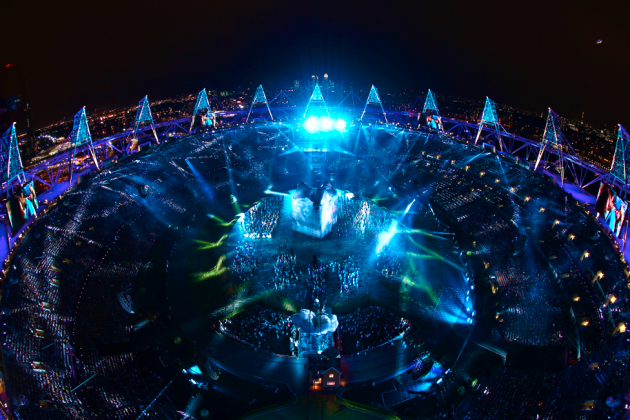 Olympic Opening Ceremony 2012: Live Reaction, Highlights and Recap from London