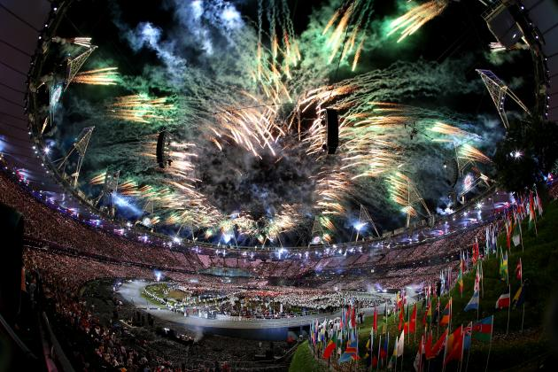 10 Surprising Facts About the Olympics