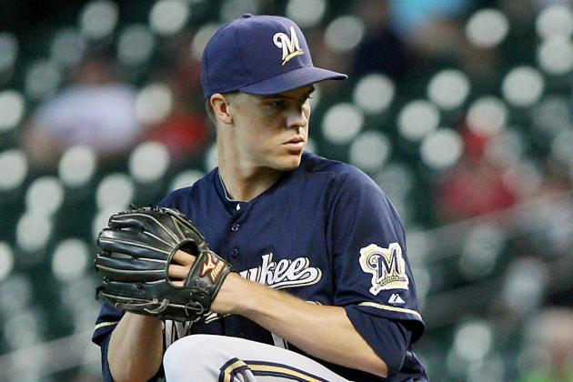 Angels Acquire Zack Greinke from the Brewers